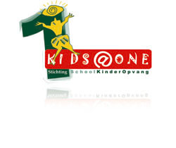 003. kids @ one LOGO