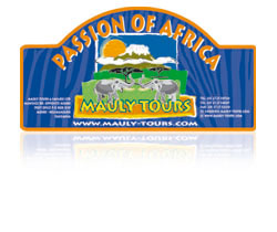 009. Passion of africa LOGO