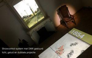 dmx-projectie1